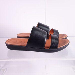 FitFlop Delta Slide Sandals K28-001-080 Black